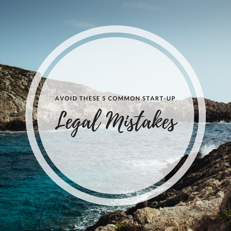 Common Business Legal Mistakes