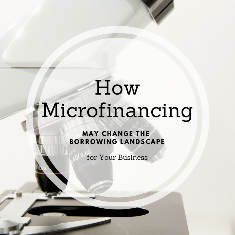 Learn More About Microfinancing