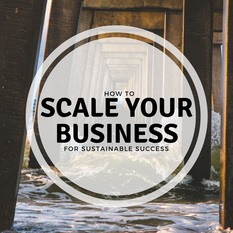 Learn How To Scale Your Business
