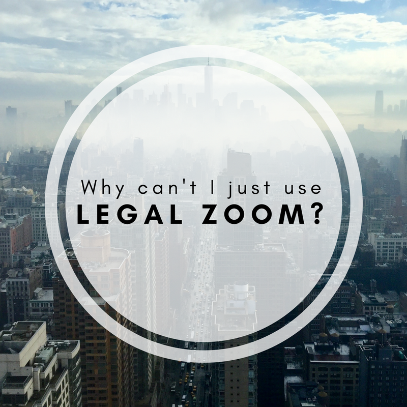 Why Shouldn't I Use Legal Zoom?